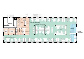 Kanonverkstaden, arbetsplatser för Moderna Muséet 1