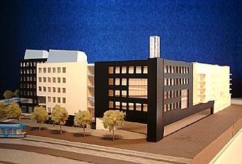 Kvarter Karet, kontor Liljeholmen Stockholm 2