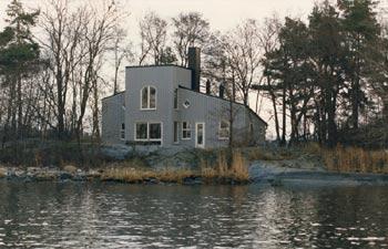 Brodins hus, St Kammarholmen Vaxholm 1
