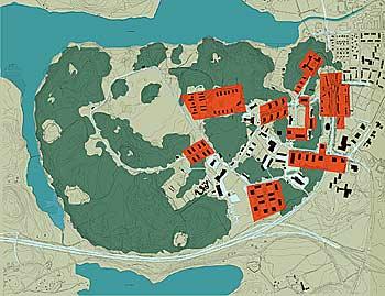 Lv 3-området, Norrtälje 0