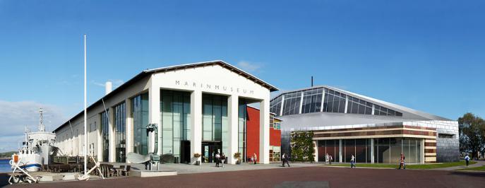 Ubåtshall, Marinmuseum Karlskrona 1