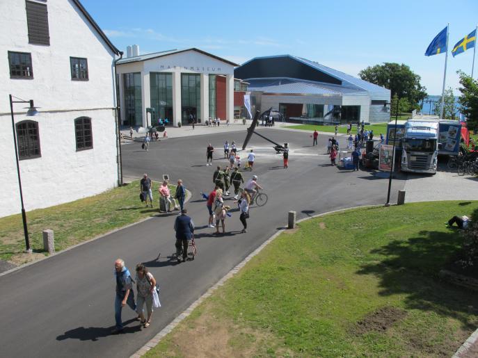 Ubåtshall, Marinmuseum Karlskrona 5
