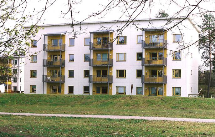 Tapetrabatten och Kålgården, flerbostadshus Hässelby 0
