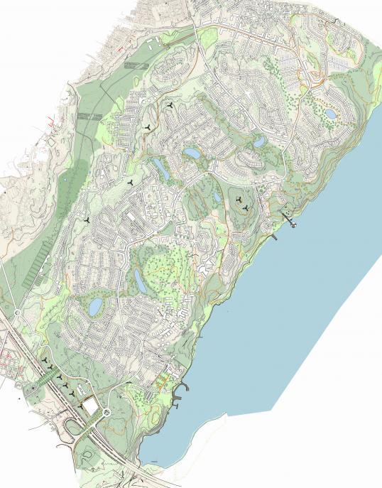 Kungsängen, stadsplanering Upplands-Bro 3