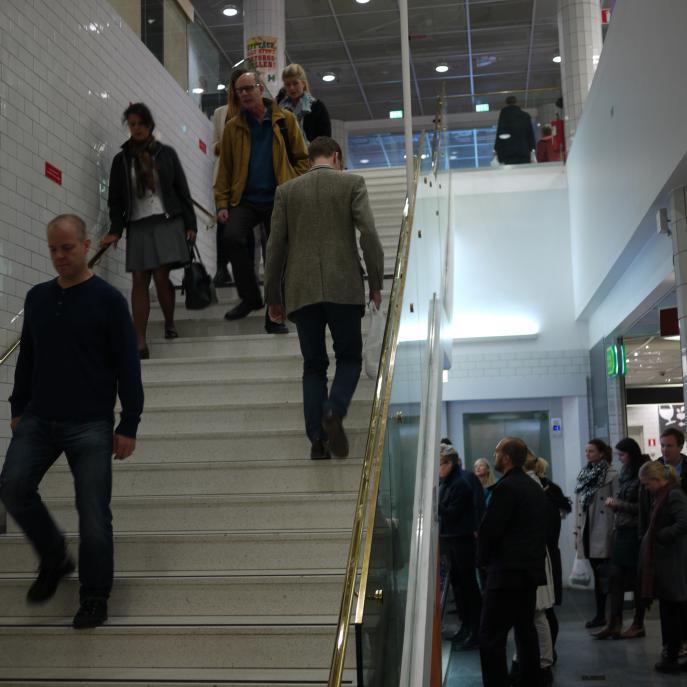 Hötorgshallen, detaljhandel Stockholm 9