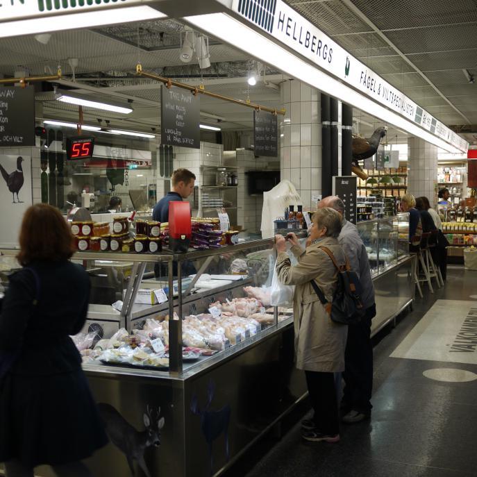 Hötorgshallen, detaljhandel Stockholm 0