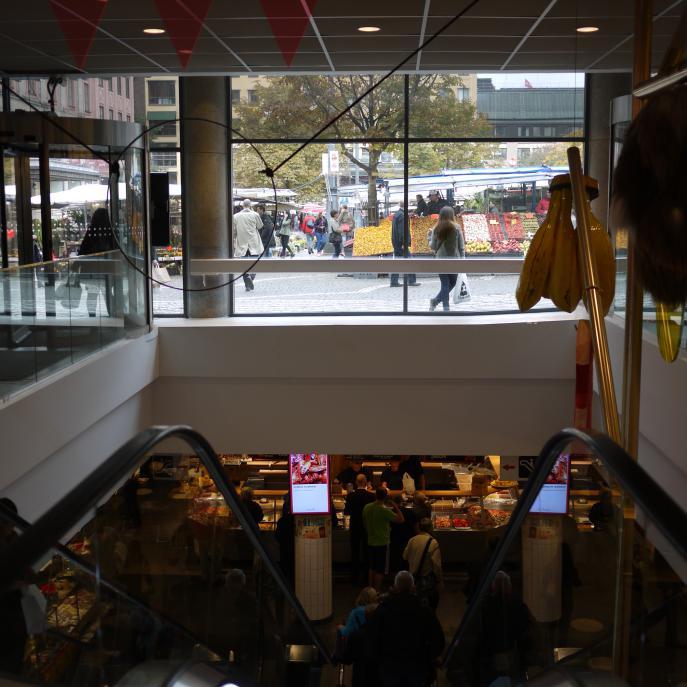 Hötorgshallen, detaljhandel Stockholm 1