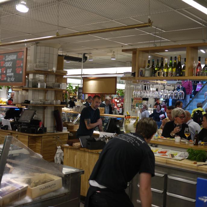 Hötorgshallen, detaljhandel Stockholm 5