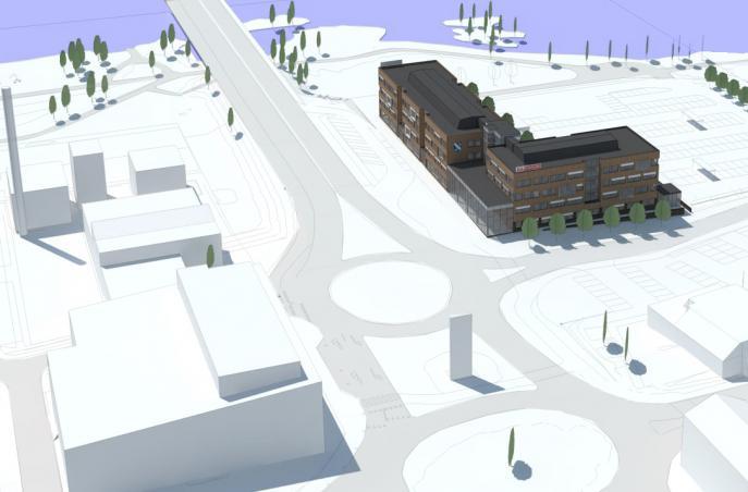 Madängen, stadshus Huskvarna Jönköping 3