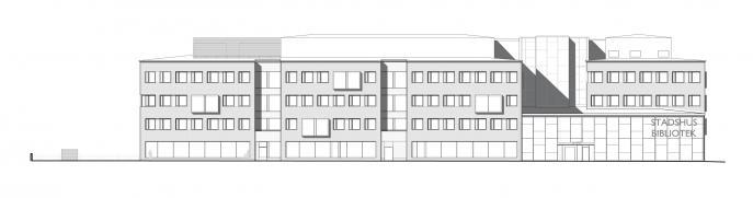 Madängen, stadshus Huskvarna Jönköping 2