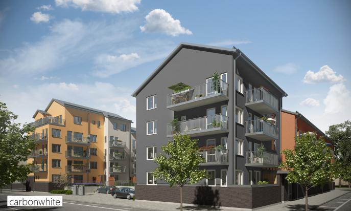 Barken, flerbostadshus Östra kanalstaden Åkersberga 3