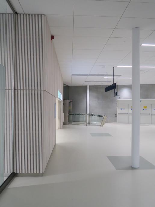 Bromma ny ankomsthall, flygplats Stockholm 5