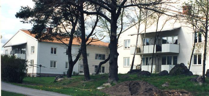 Åhuset Turkosen, flerbostadshus Eskilstuna 0