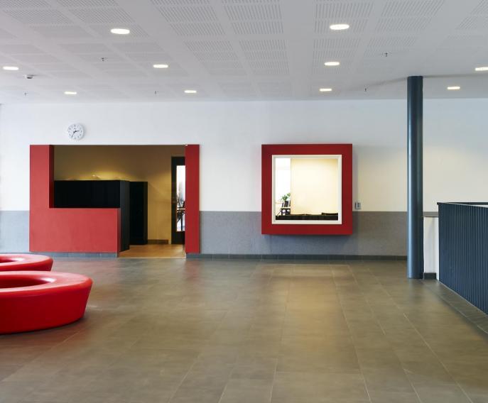 Västra Hamnen, skola Malmö 6