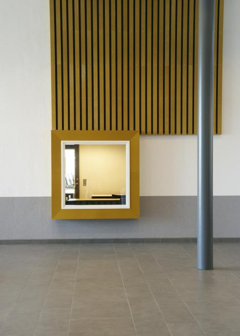 Västra Hamnen, skola Malmö 3
