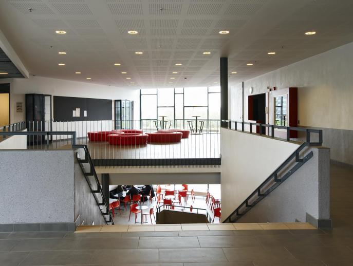 Västra Hamnen, skola Malmö 7