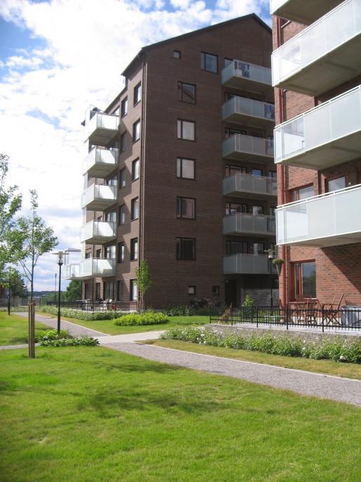 Befästningskullen, flerbostadshus Solna 3