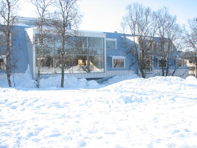 Fagereng Skole, Tromsö Norge 2