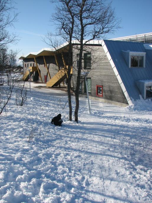 Fagereng Skole, Tromsö Norge 0