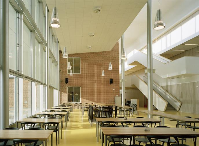 Östra Gymnasiet, Skogås Huddinge 0