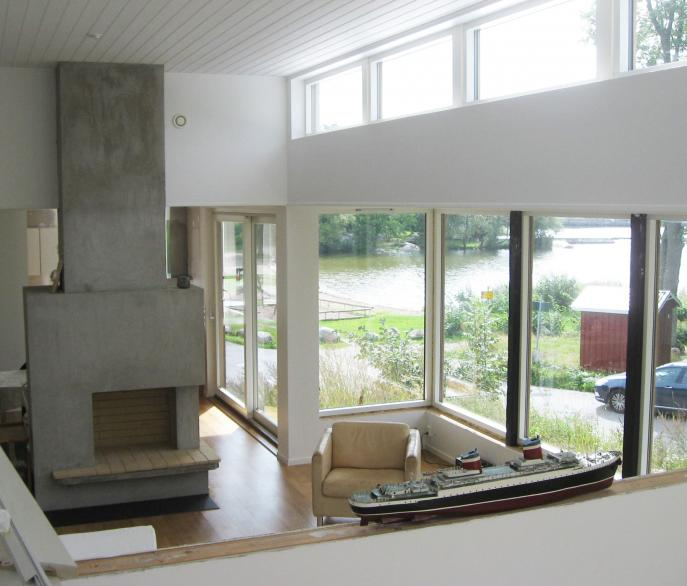 Villa Falk, Hässelby Strand 2