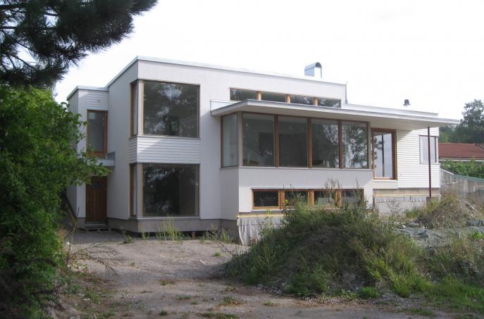 Villa Falk, Hässelby Strand 4