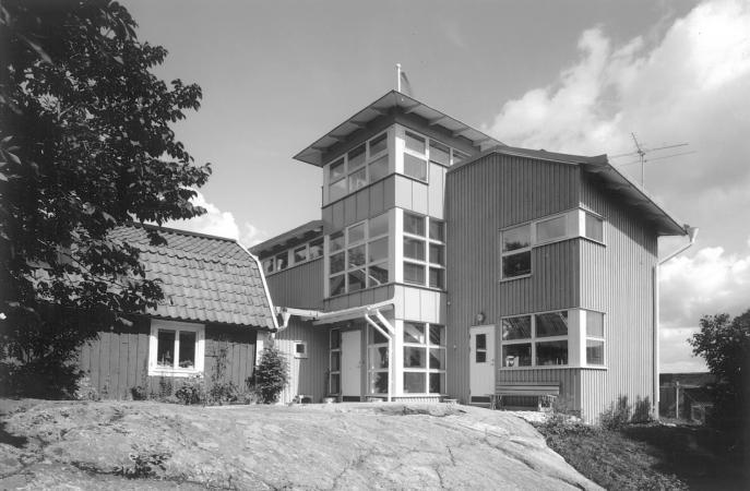 Villa Trädgårdh, Vaxholm 1