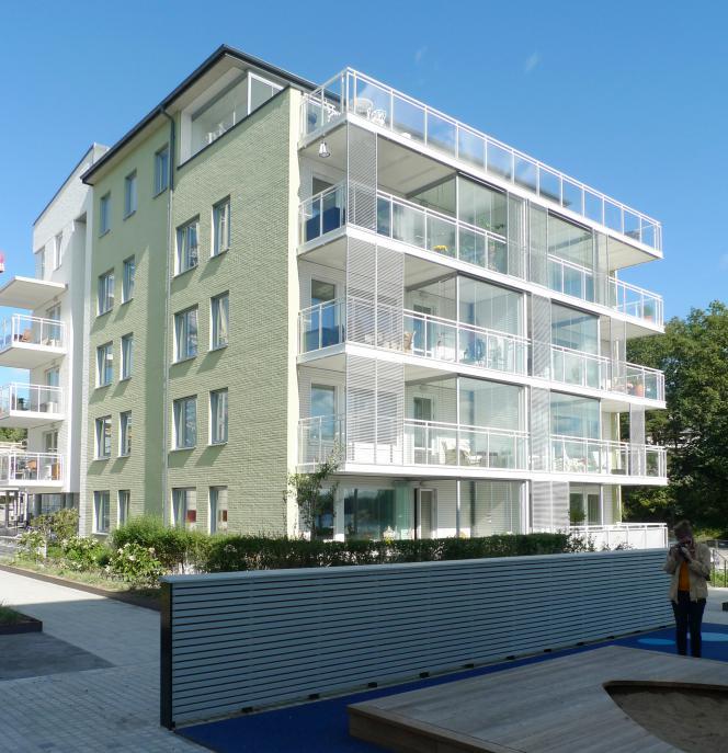 Dalenum, flerbostadshus och gestaltningsprogram Lidingö 0