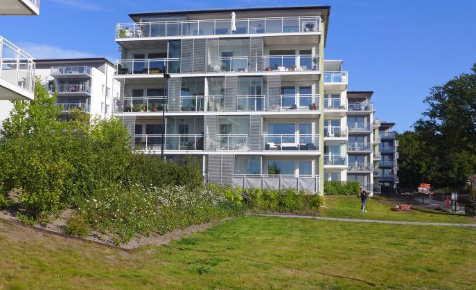 Dalenum, flerbostadshus och gestaltningsprogram Lidingö 6