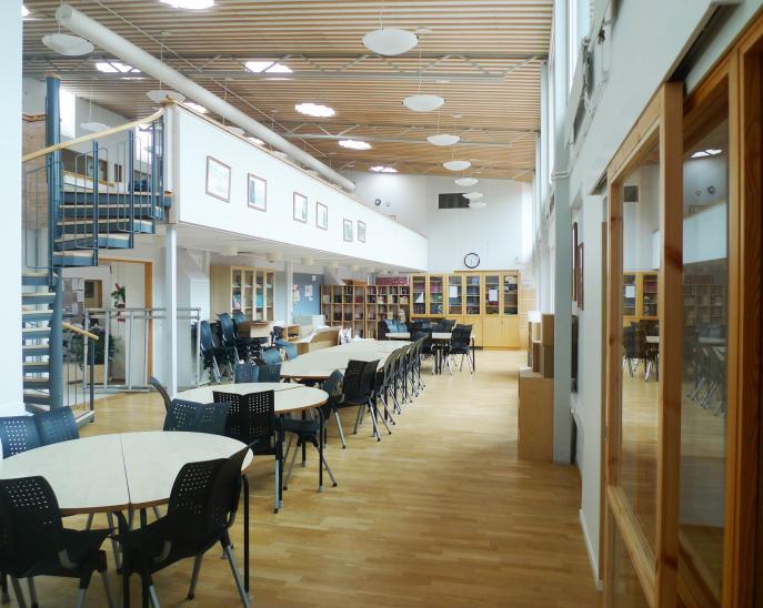 Sjöbergska Skolan, Järfälla 0