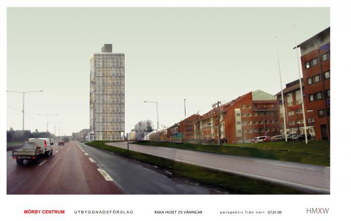 Mörby Centrum, Danderyd 0